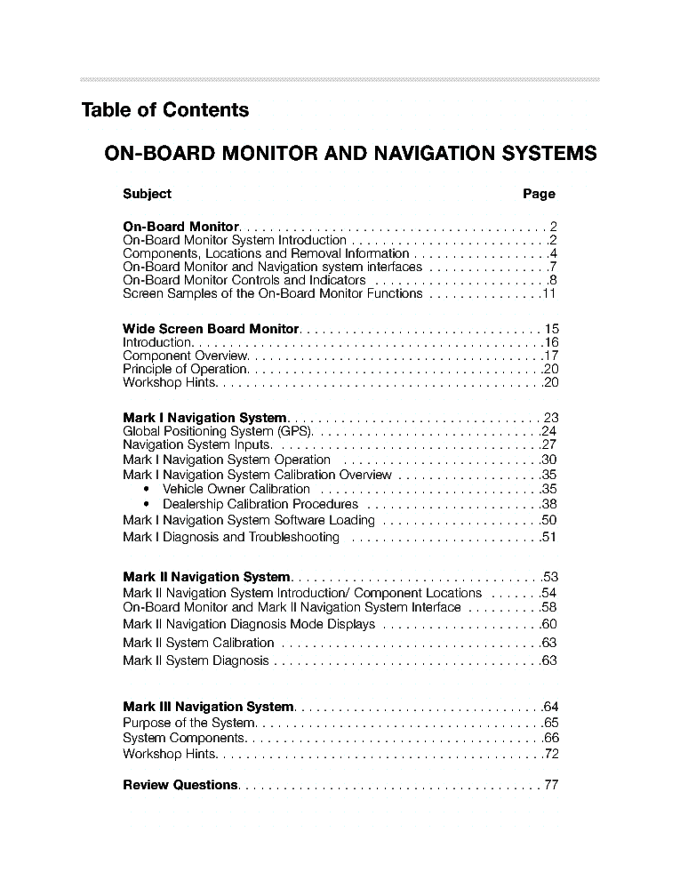 on board monitor system bmw e38 e39 e53 e46 service manual download rh elektrotanya com bmw e46 318i service manual pdf bmw e46 workshop manual download