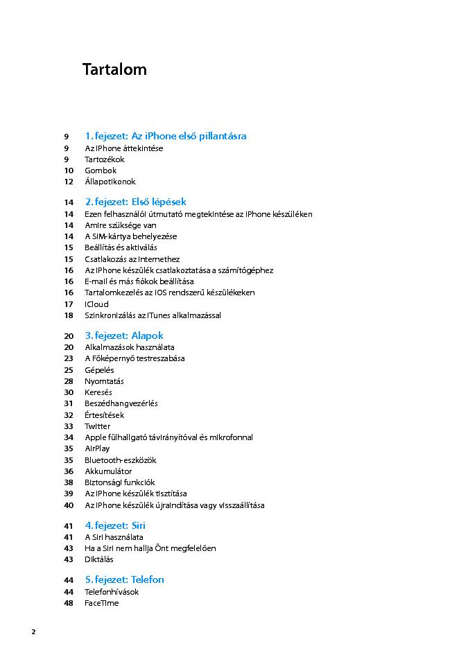 APPLE IPHONE IOS5 USERMANUAL Service Manual download