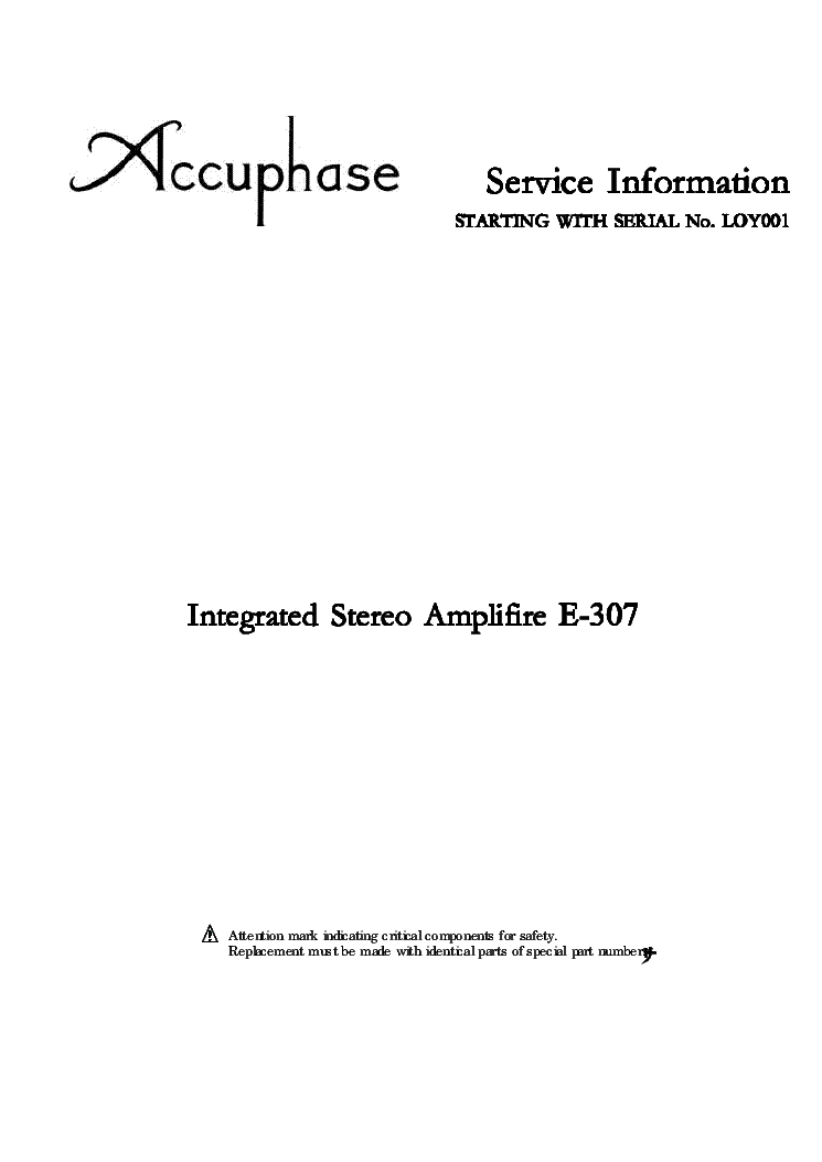 Accuphase e 303x pdf viewer