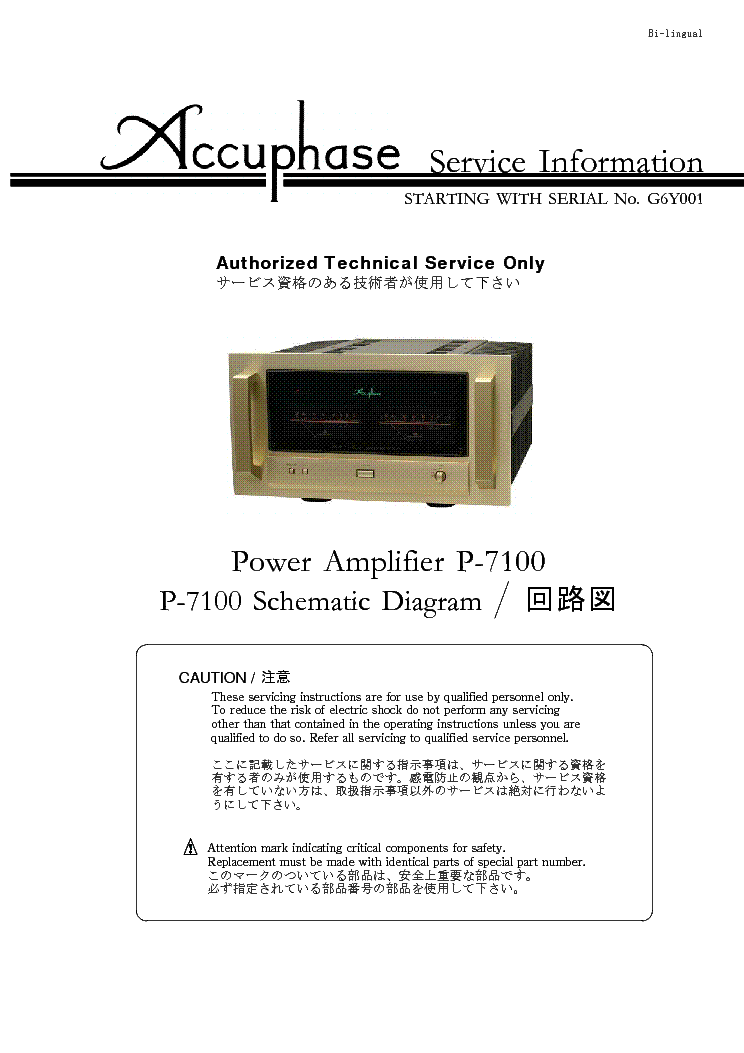 accuphase p 7100 sm service manual download schematics eeprom rh elektrotanya com accuphase a35 service manual accuphase a35 service manual