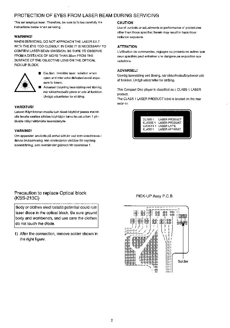 Aiwa MM-EX300 Descargar Controlador