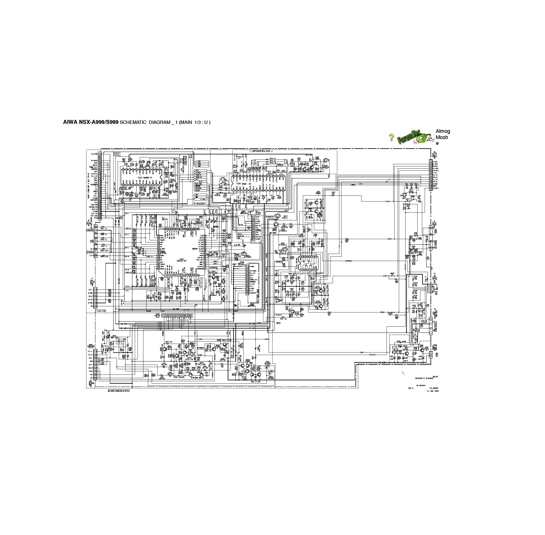 aiwa nsx k950 service manual download schematics eeprom repair rh elektrotanya com