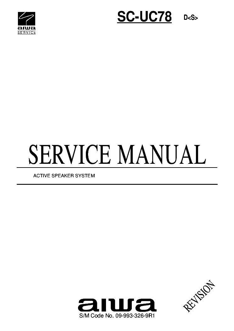 aiwa nsx k950 hc hr service manual download schematics eeprom rh elektrotanya com