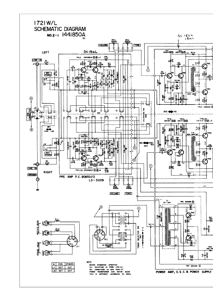 Wiring Diagram Manual Wdm : Akai wiring diagram images