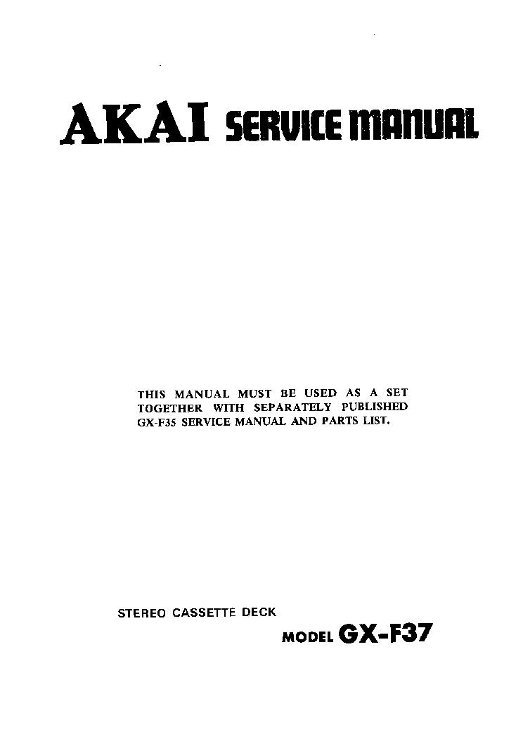 Akai Gx