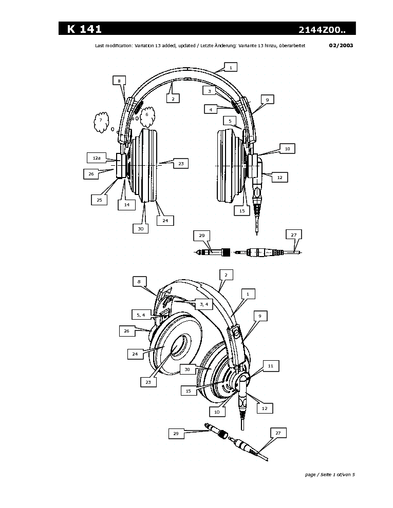 akg c451b 451bst sm service manual download  schematics