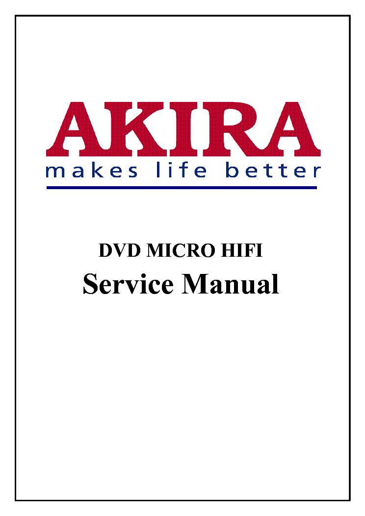 Схемы Akira 14KLS4CE