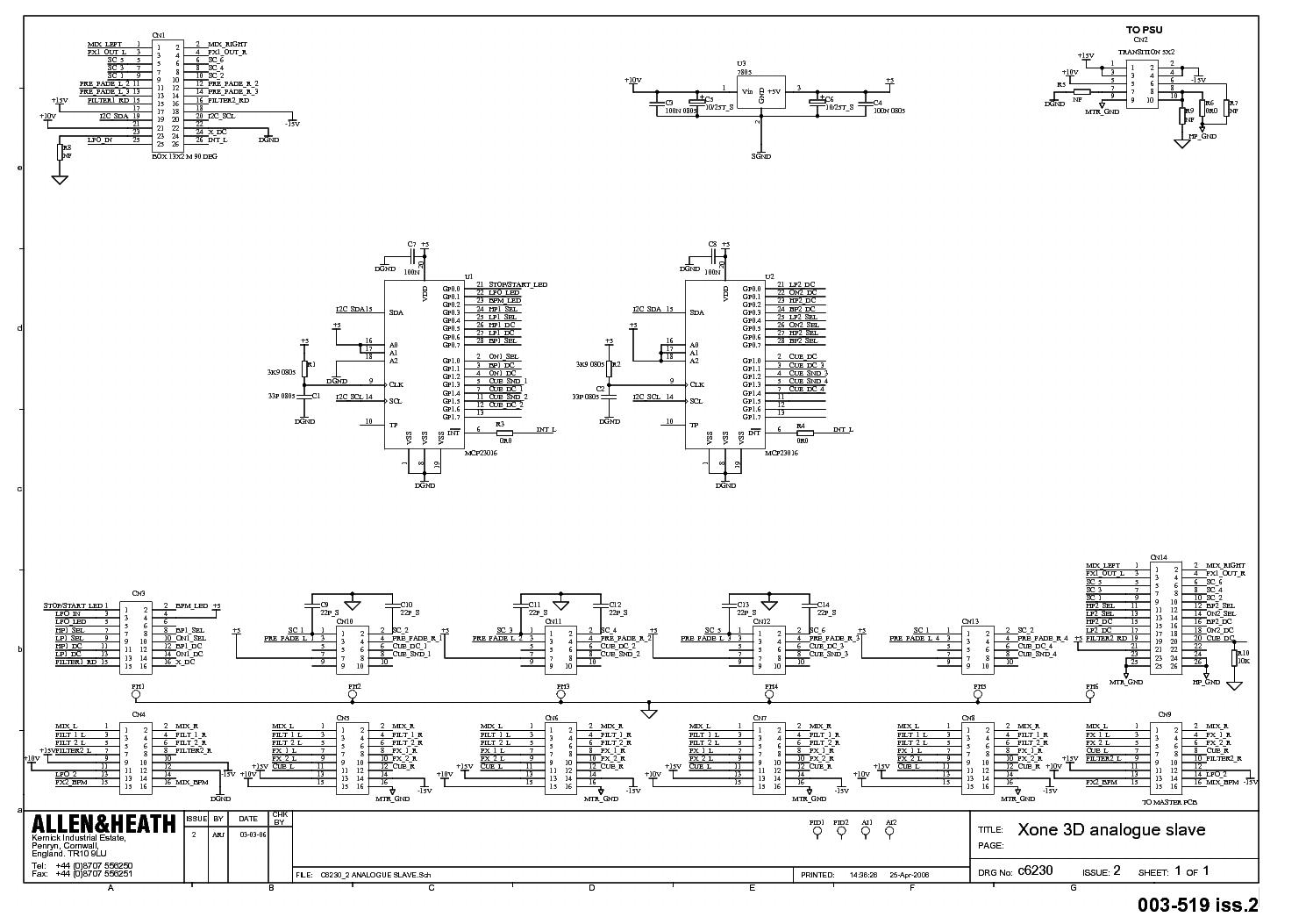allen heath xone 3d sch no psu service manual download schematics rh elektrotanya com Heathkit Ha 10 Warrior Amp Manual