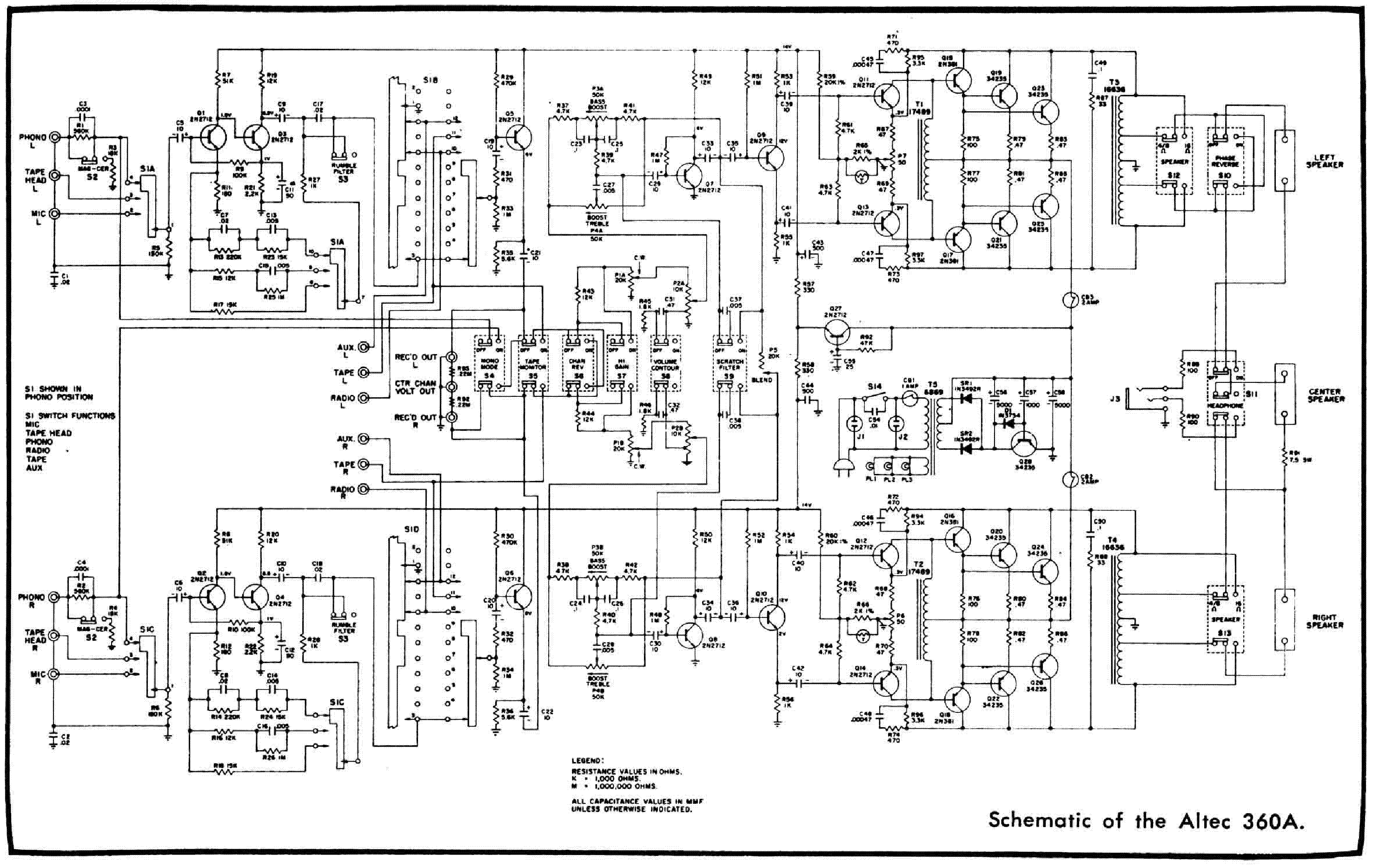 altec 360a sch service manual download  schematics  eeprom  repair info for electronics experts