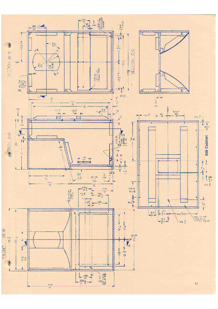4x12 Speaker Cabinet Wiring Diagrams Free Download Wiring Diagrams