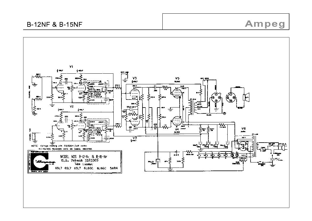 b schematic  zen diagram, schematic