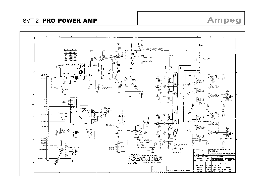 AMPEG SVT-2 PRO POWER AMP SCHEMATIC Service Manual download ... on fender bassman schematic, marshall jtm 45 schematic, fender twin schematic, fender 5f6a schematic, fender champ schematic, bugera schematic, rlp 100 pro 100 schematic, mackie preamp schematic, vibro-king schematic, fender deluxe schematic, epiphone valve junior schematic, amplifier schematic, hiwatt schematic, marshall super bass schematic, fender vibroverb schematic, fender super reverb schematic,