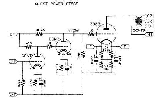 audio note quest rajz sch service manual download