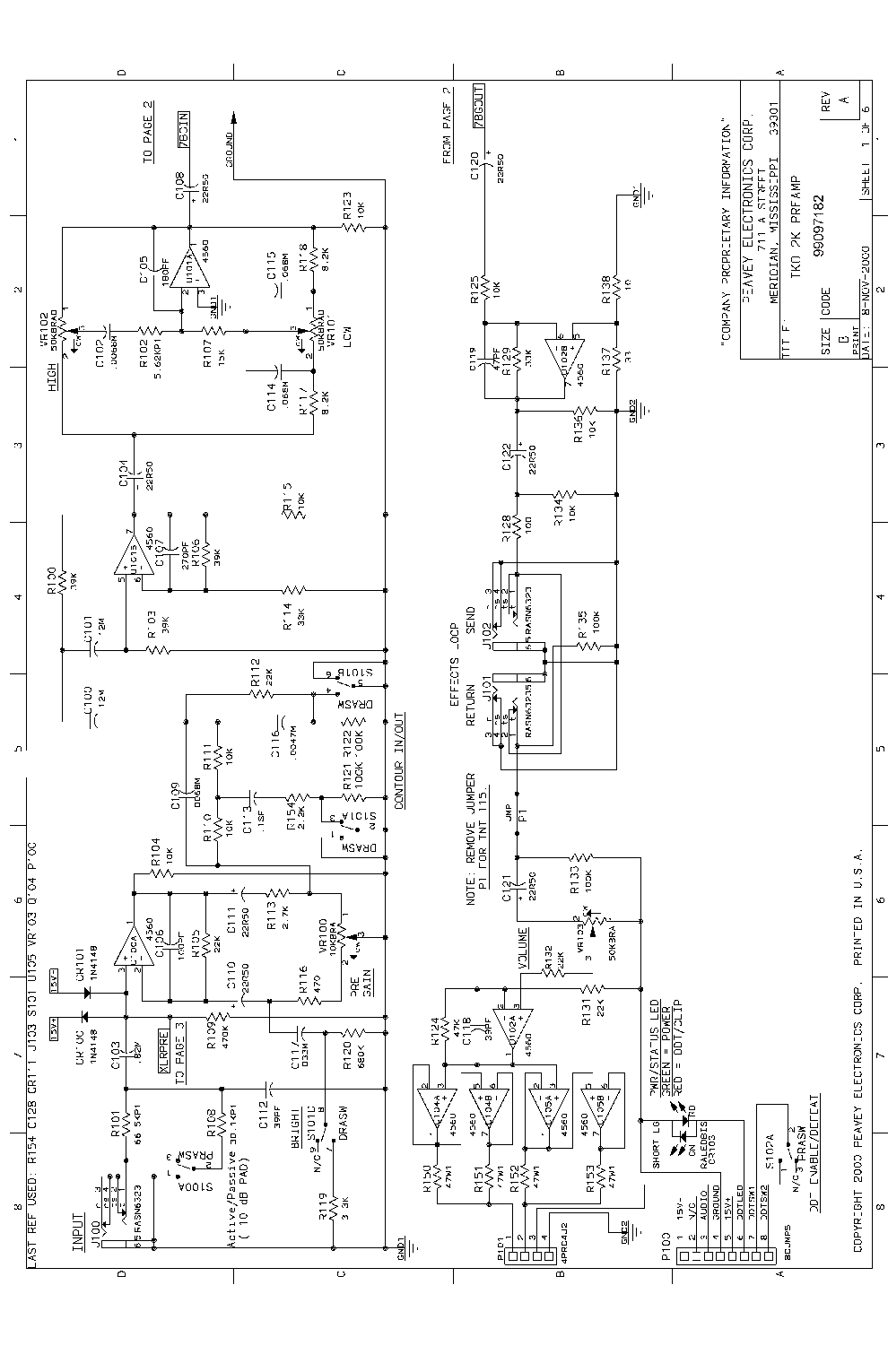 peavey cs 800 diagram guitar parts diagram