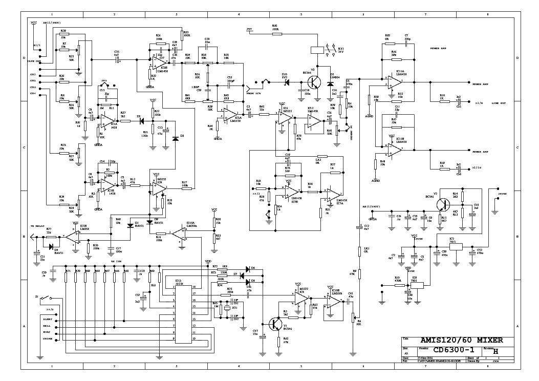 Amis120 Manual