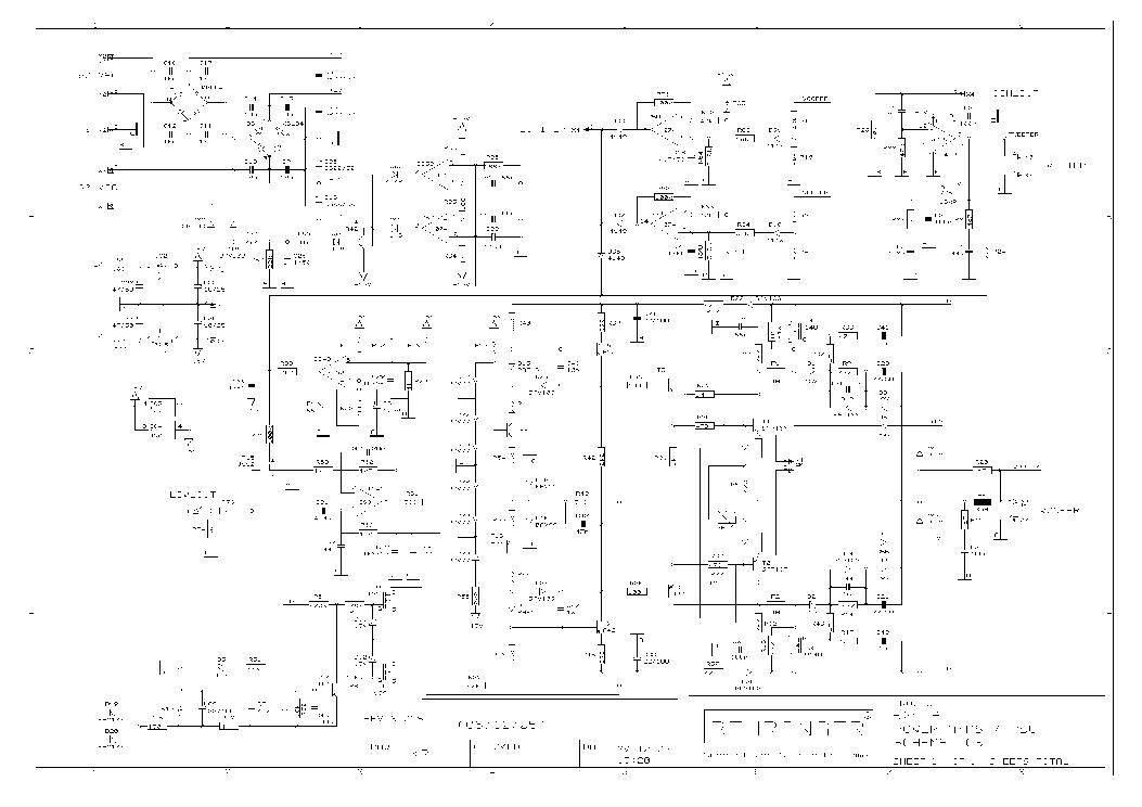behringer amp schematic op