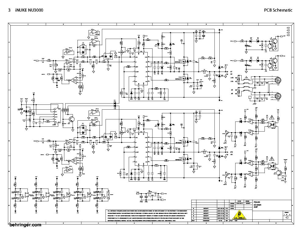 behringer ada8000 analog esquema service manual free