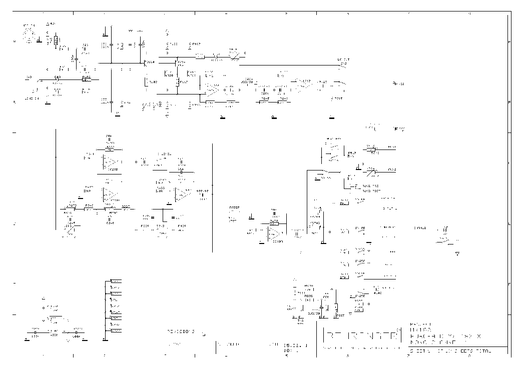 Behringer Mx1804x Service Manual Download  Schematics