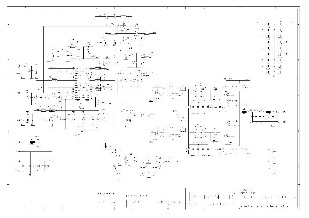 behringer_pmh5000.pdf_1 Schematic Diagrams Behringer Protect Circut on