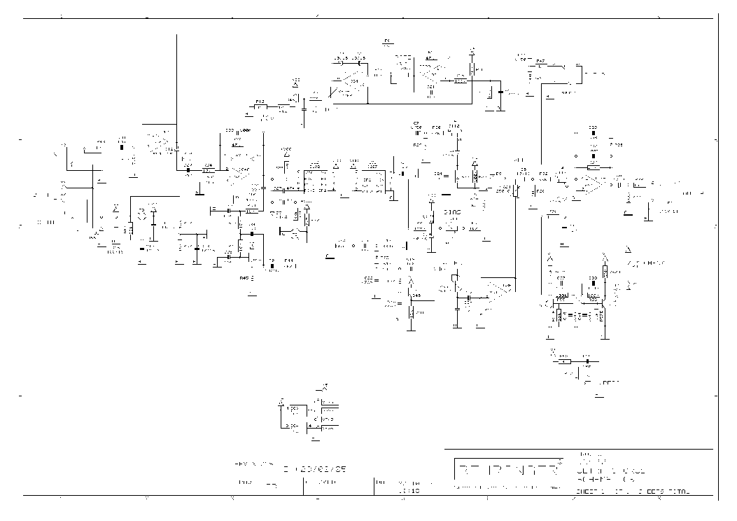 behringer_ultra_chorus_uc100_schematics_rev_e.pdf_1 Schematic Diagrams Behringer Protect Circut on