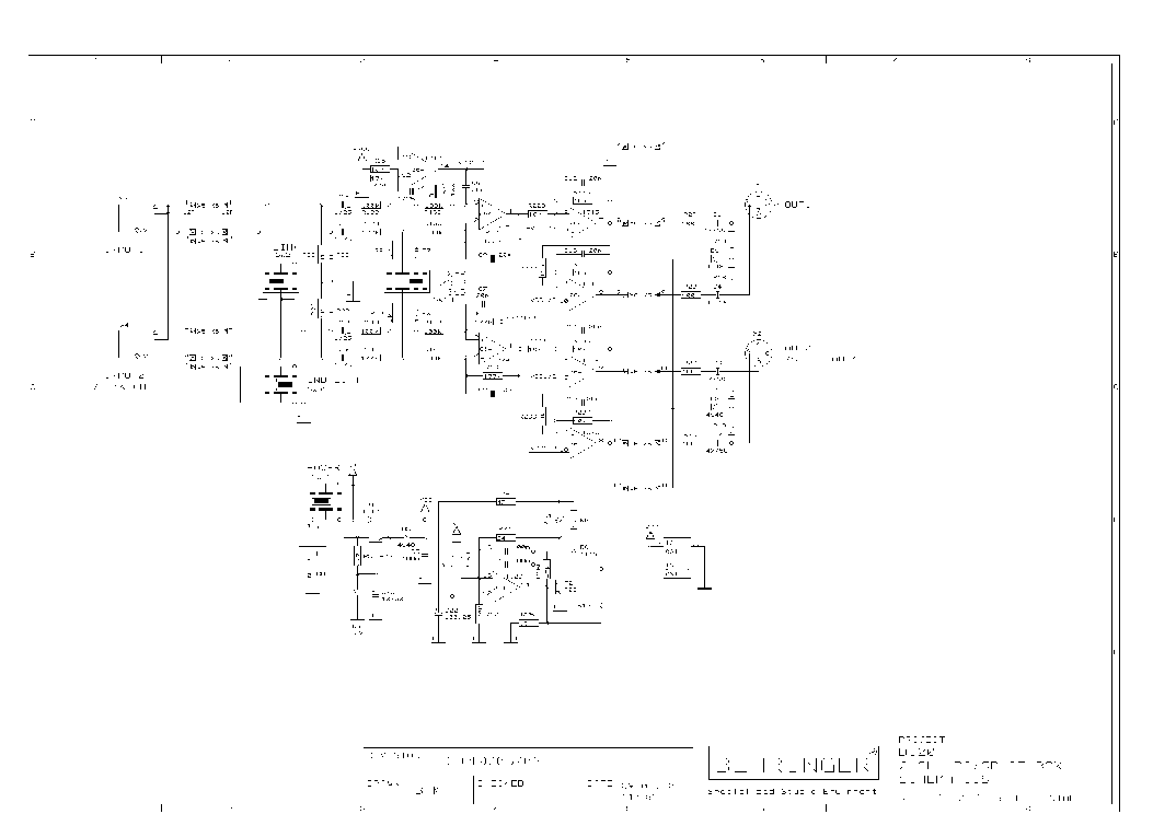 behringer_ultra_di20_rev_c-d.pdf_1 Schematic Diagrams Behringer Protect Circut on