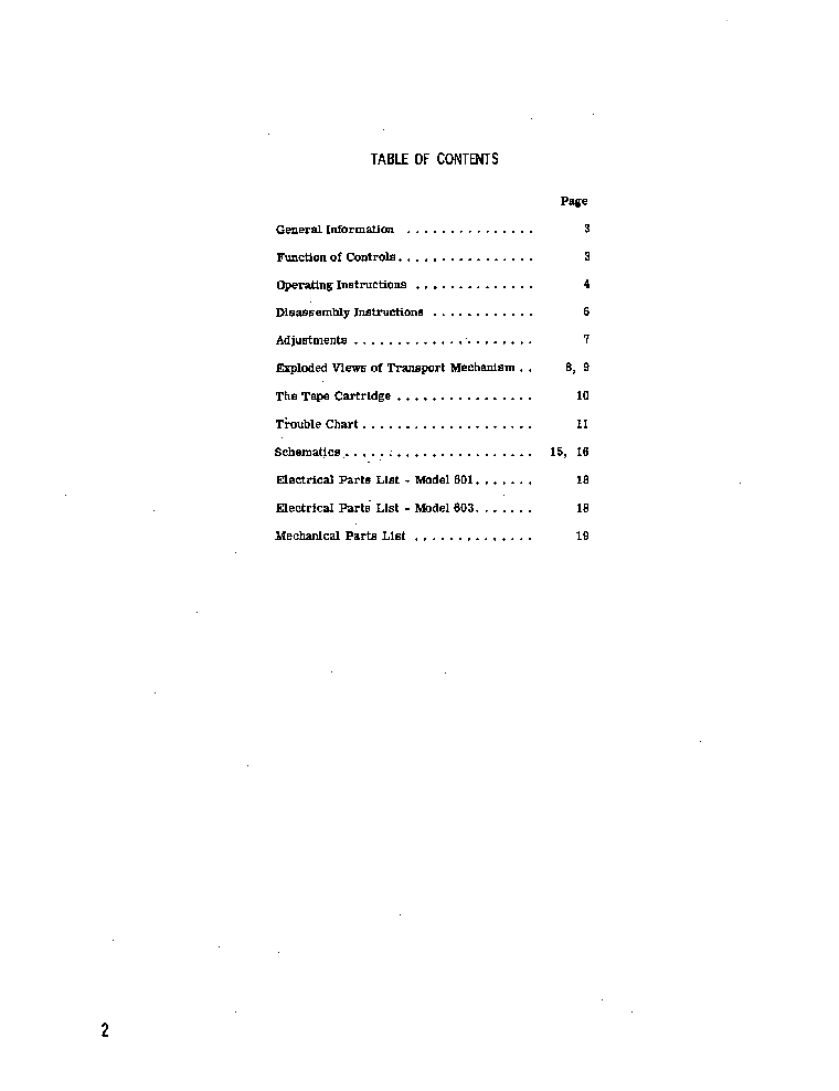 BELL-SOUND BELL-O-MATIC 601 603 Service Manual download, schematics