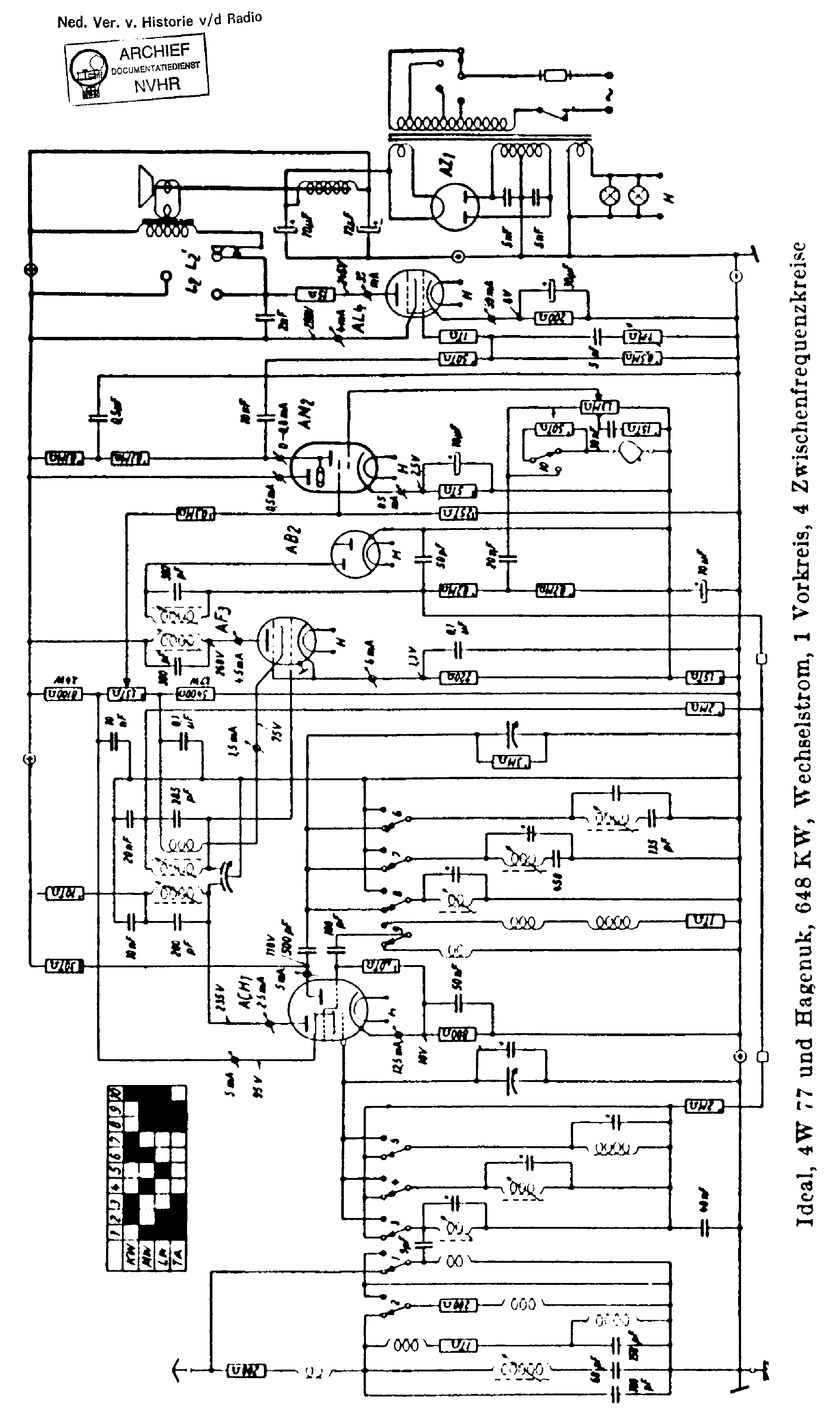 blaupunkt 4w77 ideal 648kw hagenuk receiver sch service manual download  schematics  eeprom