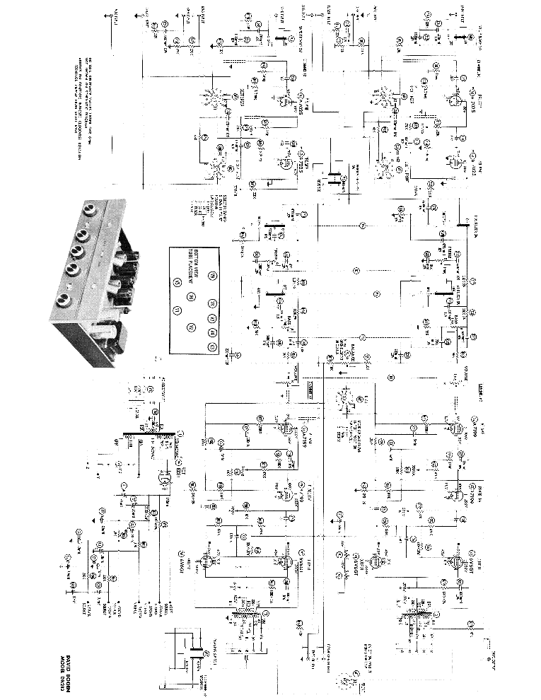 Bogen Db212 Power Amplifier Service Manual Download
