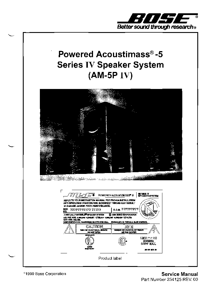 bose_acoustimass_5_series_iv_am 5p_iv.pdf_1 bose acoustimass 5 series iv am 5p iv service manual download bose 901 series iv wiring diagram at gsmx.co