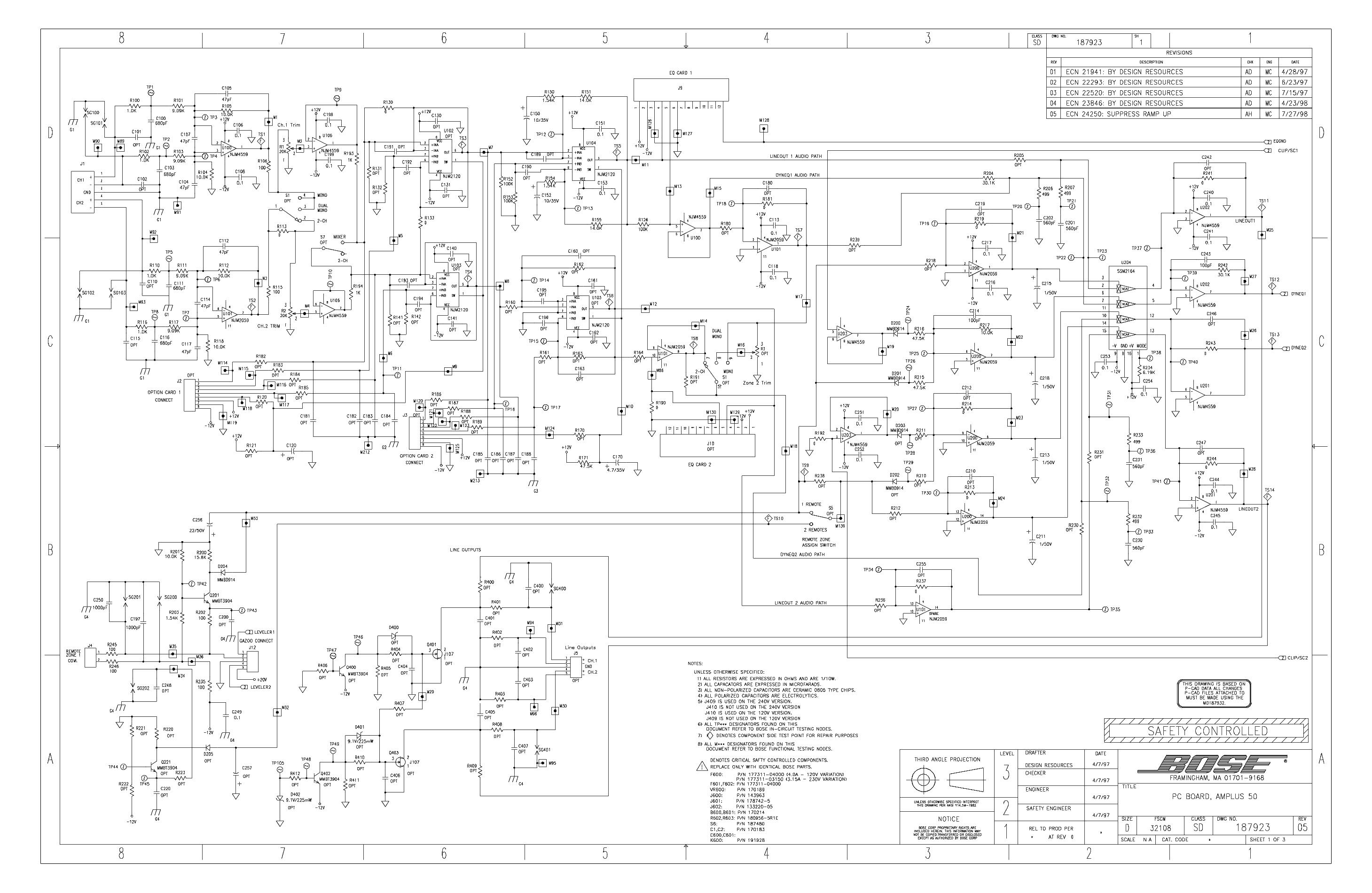 bose wave radio diagram bose lifestyle 5 diagram