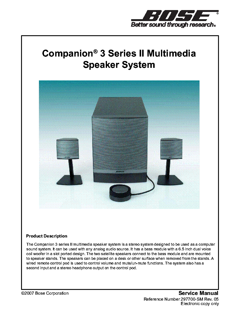 bose_companion 3_series2_sm.pdf_1 bose companion 5 wiring diagram rca cable wiring diagram, cerwin bose companion 3 control pod wiring diagram at couponss.co