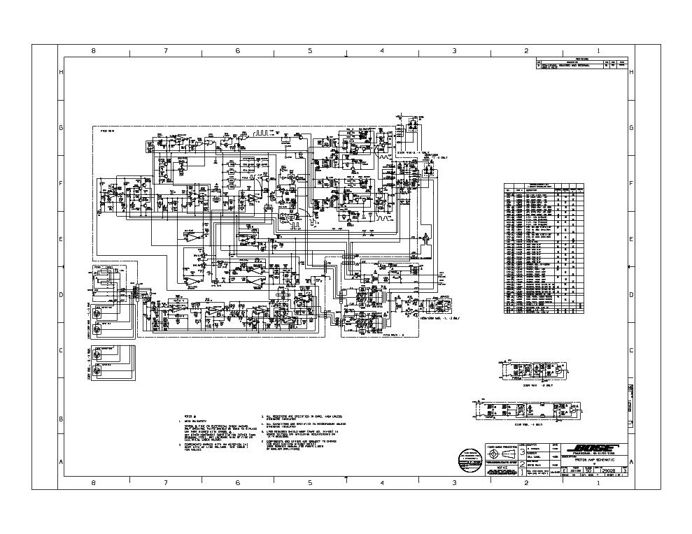 bose am8p service manual download schematics eeprom. Black Bedroom Furniture Sets. Home Design Ideas