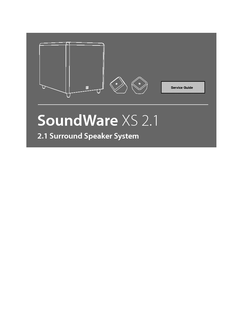 boston acoustics soudware xs2 1 service manual download schematics rh elektrotanya com boston acoustics z6 manual boston acoustics pv600 manual