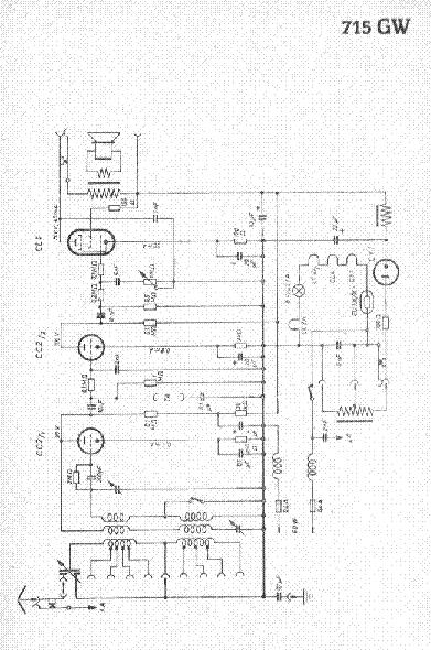 braun 715gw radio sch service manual download  schematics  eeprom  repair info for electronics