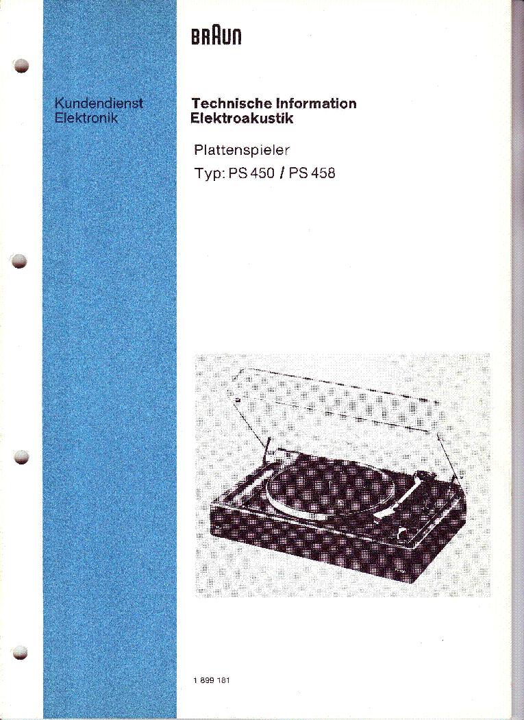 braun ps 450 ps 458 service manual download schematics eeprom rh elektrotanya com braun 5703 service manual braun 3719 service manual