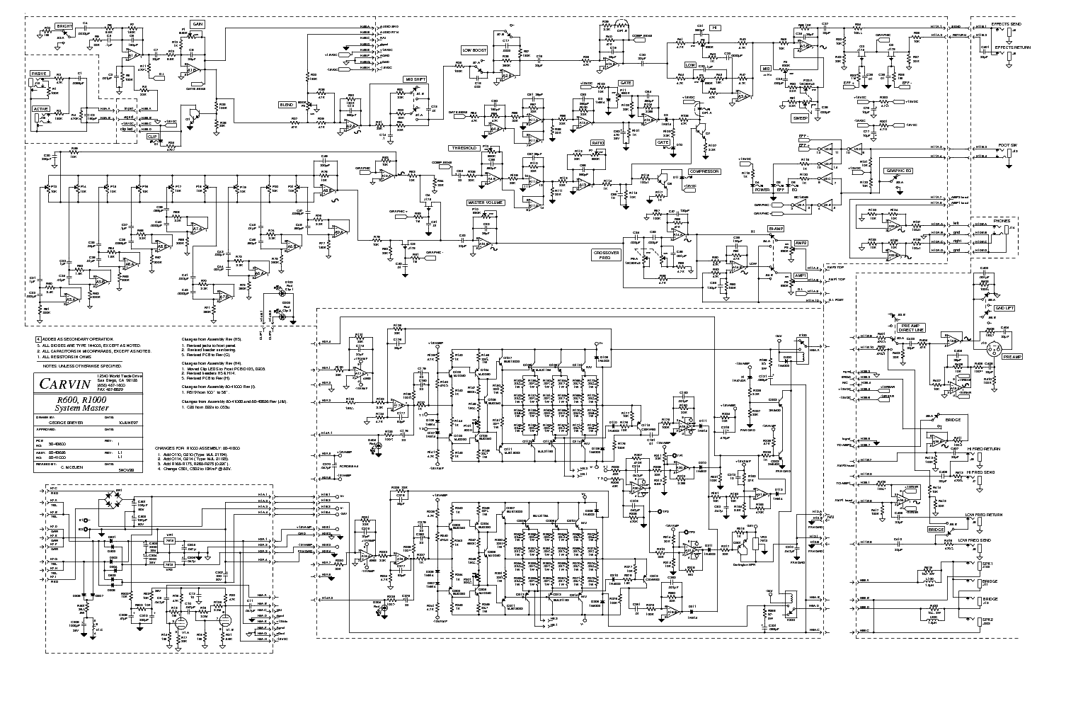 Carvin Wiring Diagrams Trusted Hss Guitar R 1000 Schematic House Diagram Symbols U2022 Strat
