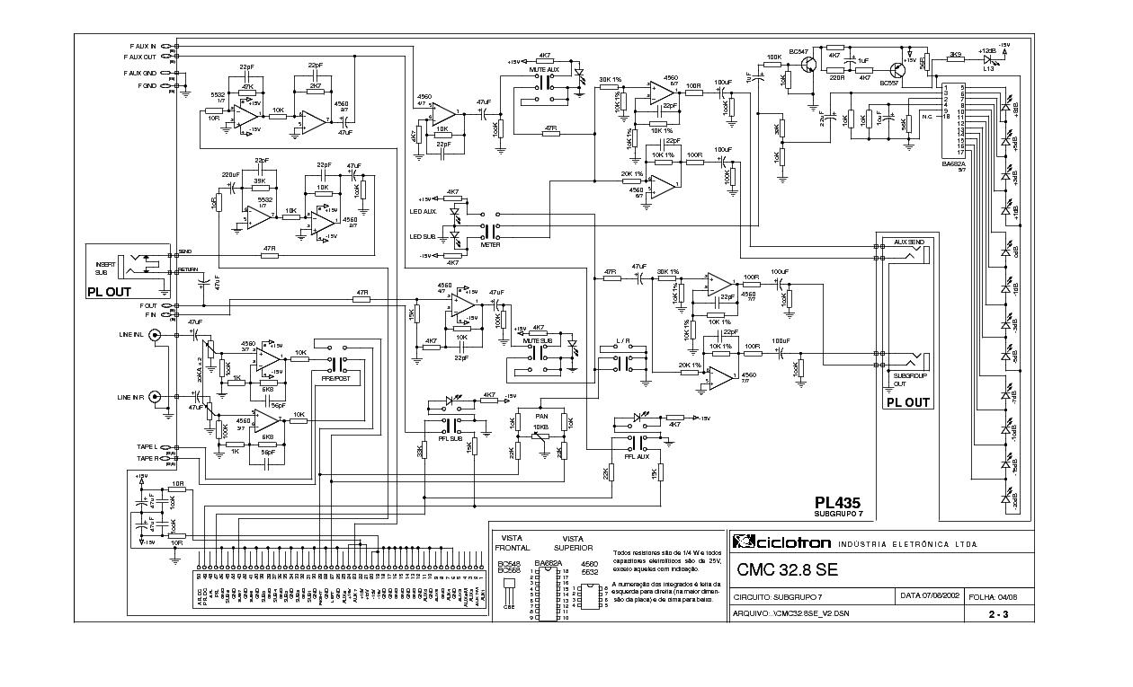 Ciclotron Cmc 32 8 Se Sch Service Manual Download