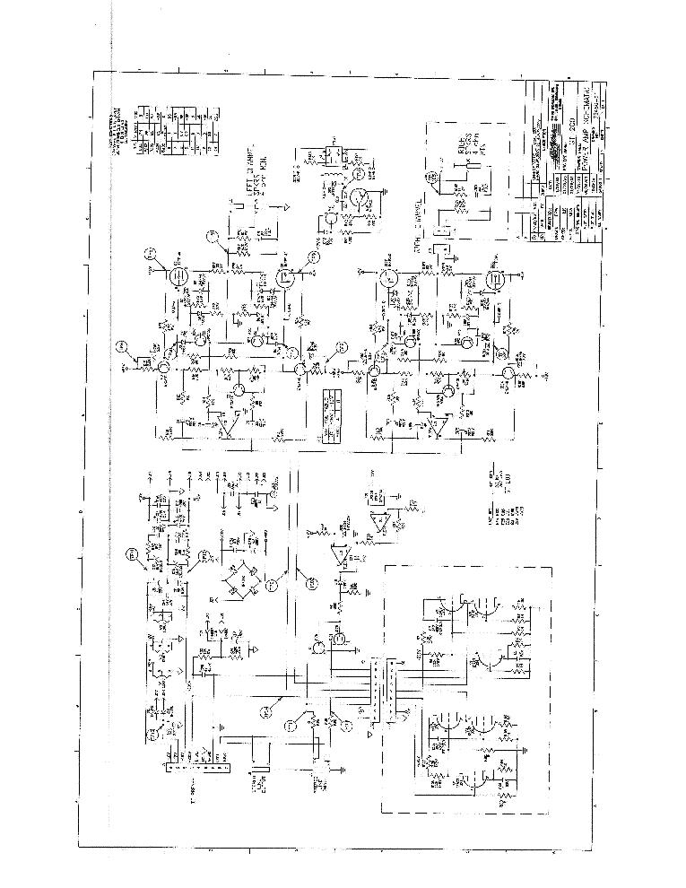 Crate Amp Schematics
