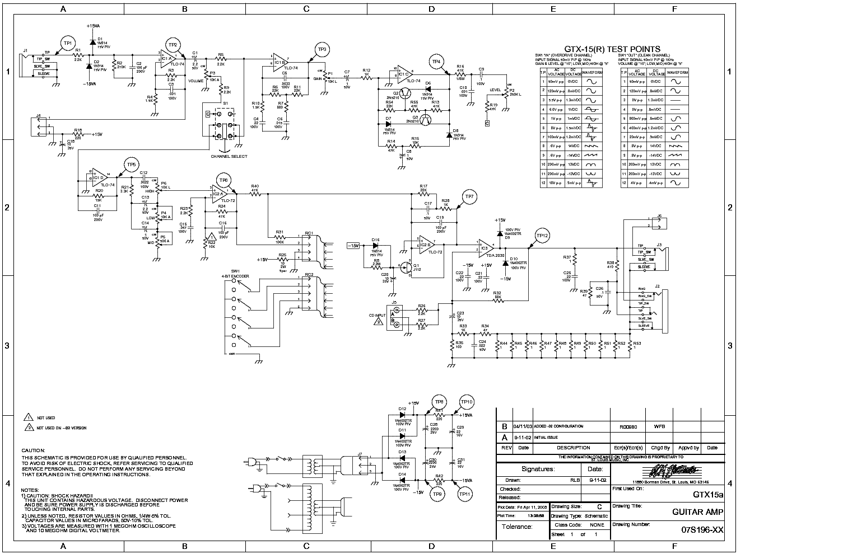 crate gt 200 preamp sch service manual download schematics eeprom rh elektrotanya com