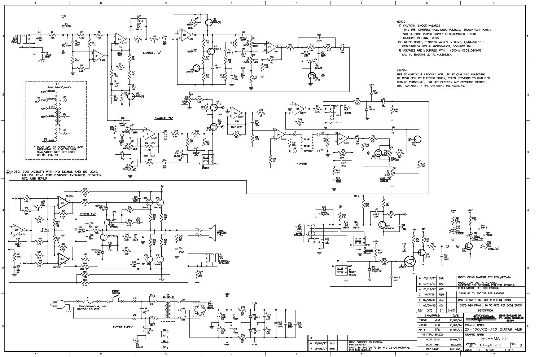 crate gxt 100 sch service manual download schematics eeprom rh elektrotanya com crate gt 212 service manual
