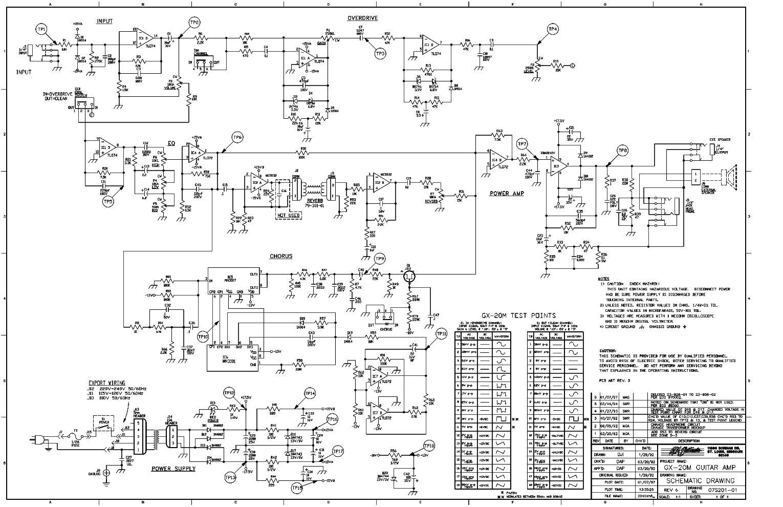 Wiring Diagram Crate Amplifier