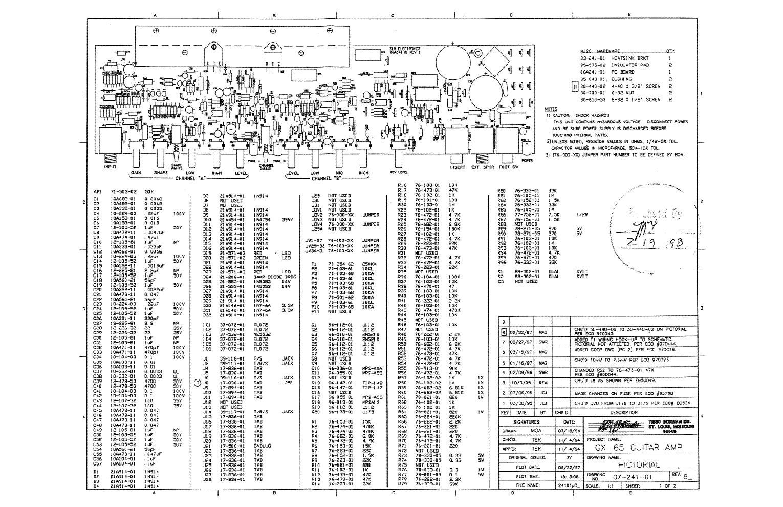 Wiring Diagram Gx 65 Crate Amplifier