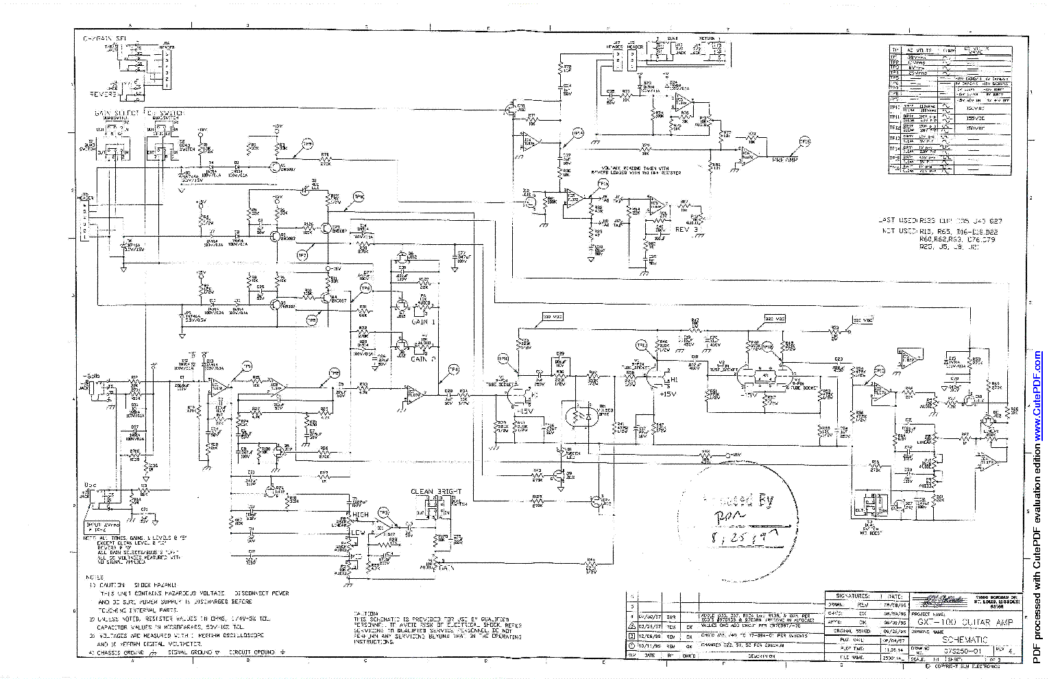 Crate Guitar Amp Schematics Gx 2 12 - WIRE Center • on crate vc3112 tube diagram, crate palomino diagram, crate vintage club 50,
