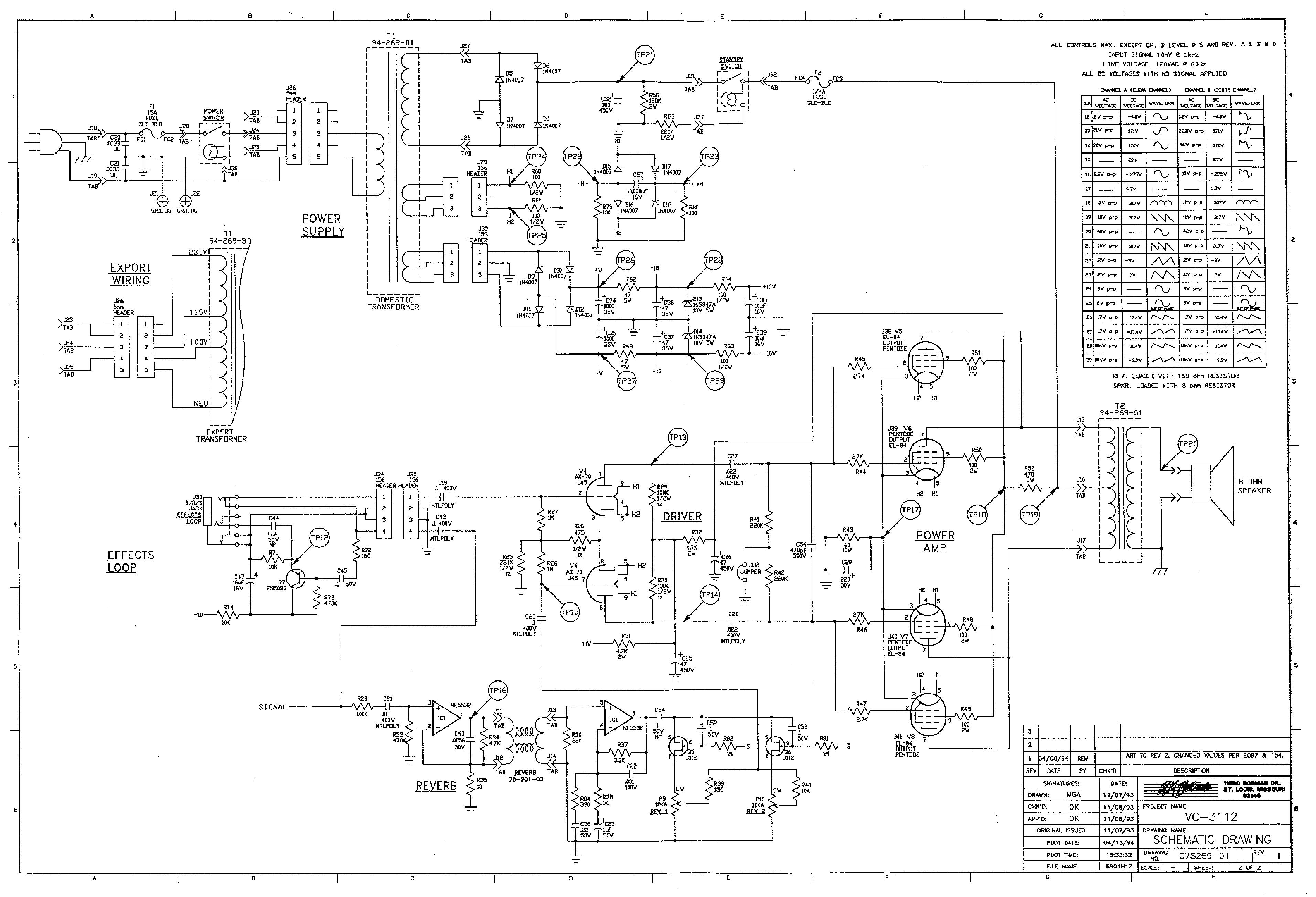 CRATE VC3112 SCH