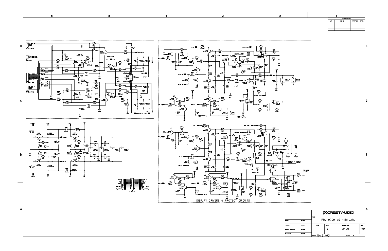 crest audio pro9200 sch service manual download schematics eeprom rh elektrotanya com Schematic Wiring Diagram crest audio ca18 circuit diagram