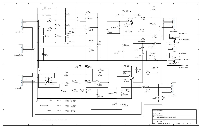 crest audio pro9200 sch service manual download schematics eeprom rh elektrotanya com Schematic Circuit Diagram Beats Schematic Diagram