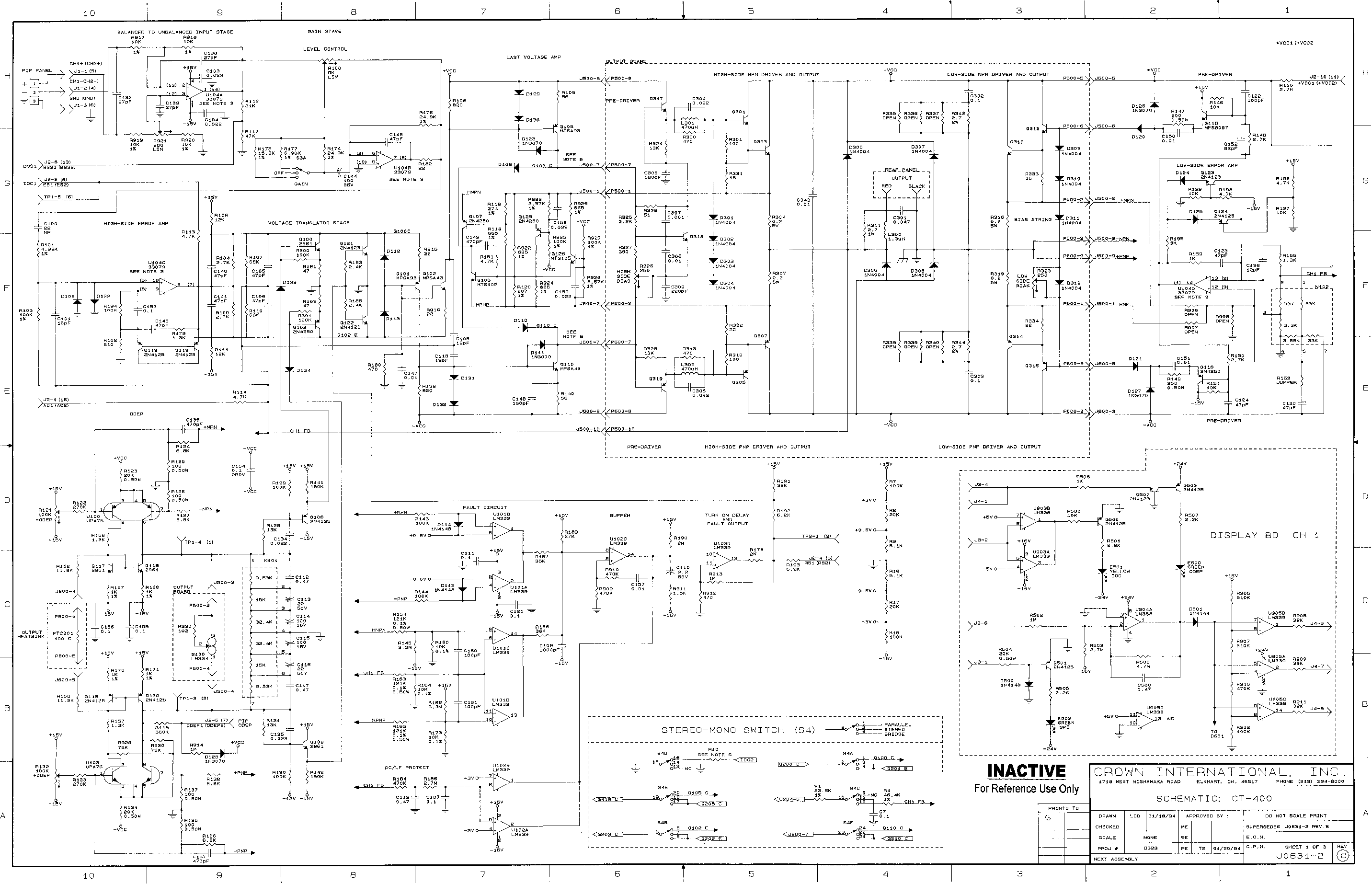 crown schematics wiring library