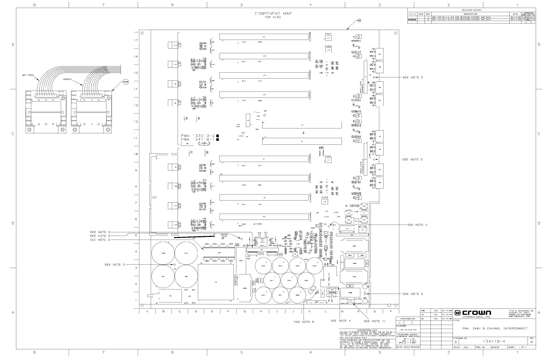 CROWN CE1000 CE2000 CE SERIES Service Manual download