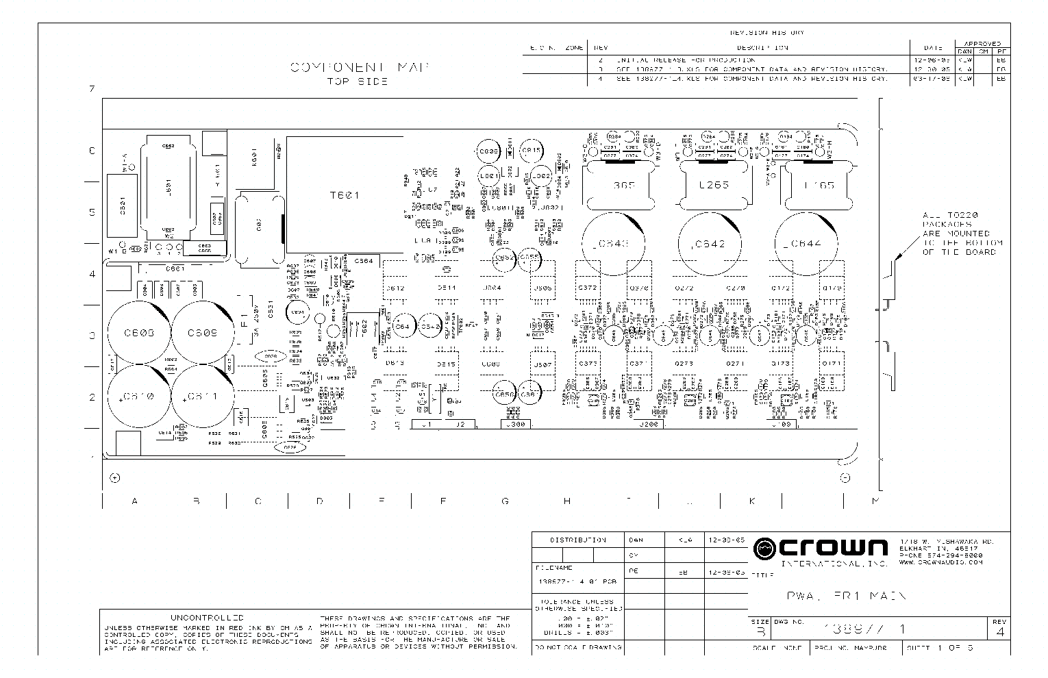crown prx512 a sch service manual download schematics eeprom
