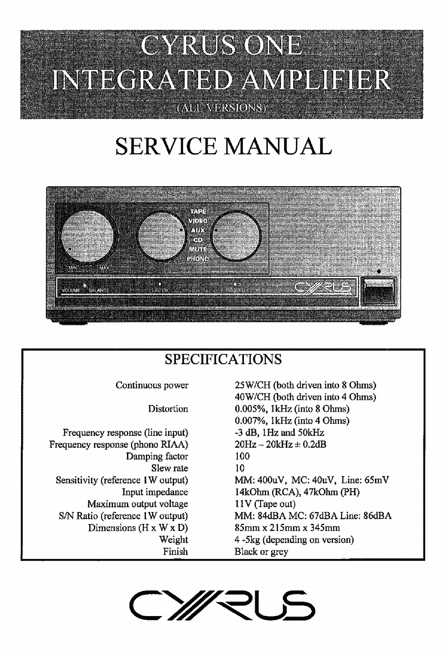 mission cyrus one sm service manual download schematics eeprom rh  elektrotanya com Basic Circuit Diagram Circuit Diagram Examples